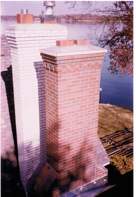 Masonry Restorations Chimney Repair
