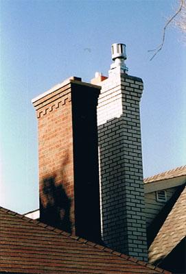 Masonry Restorations Chimney Repair