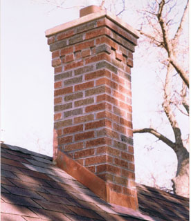 Brick Chimney Designs